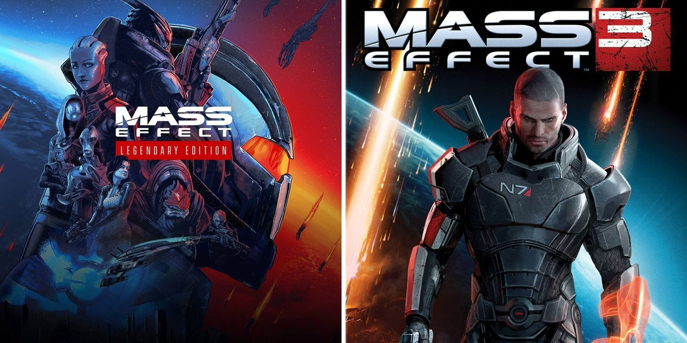 All the changes made to ME3's Ending Before Mass Effect Legendary Edition