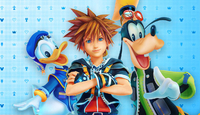 Kingdom Hearts III: Kingdom Hearts III Demo Out Now for PS4 and Xbox One