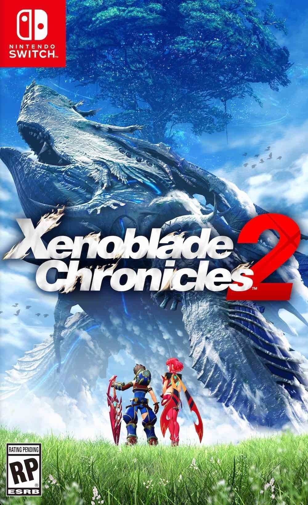 Xenoblade Chronicles 2 game