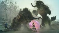 Final Fantasy XV's Multiplayer...