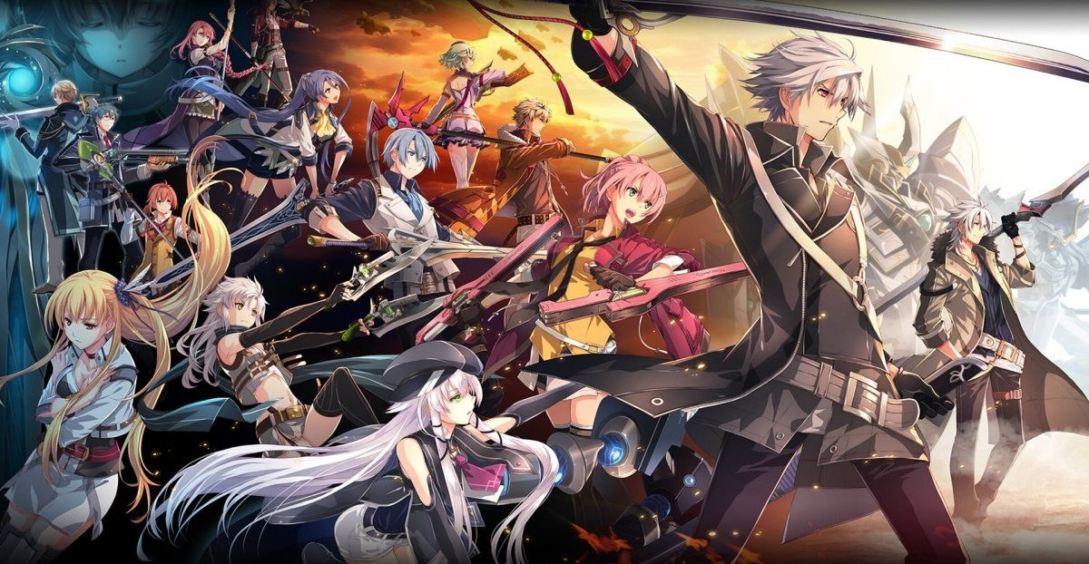The Legend of Heroes: Trails of Cold Steel IV for Switch coming 9th April in North America and Europe
