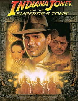 Indiana Jones And The Emperors Tomb game