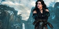Netflix's the Witcher Yennefer...