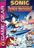 Sonic The Hedgehog: Triple Trouble game