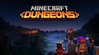 Minecraft: Dungeons game