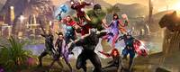 Marvel's Avengers characters we...