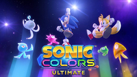 Sonic Colors Ultimate on Switch...