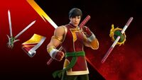 Fortnite How to Get the ShangChi...