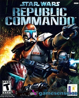 Star Wars Republic Commando game