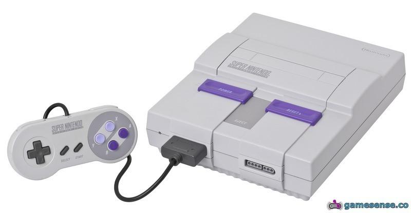 Super Nintendo Entertainment System Best Games