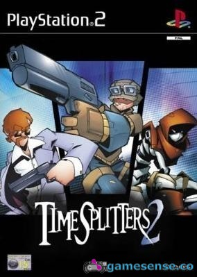Time Splitters 2 game